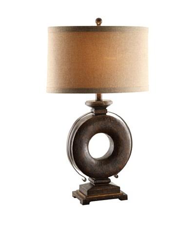 Greenwich Lighting Kelsey Table Lamp, Golden Nugget