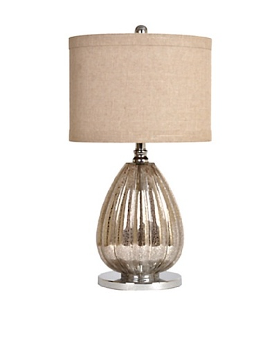 Greenwich Lighting Stardust Table Lamp, Champagne MercuryAs You See