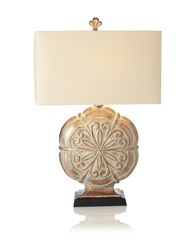 Milan Table Lamp, Somerset Gold