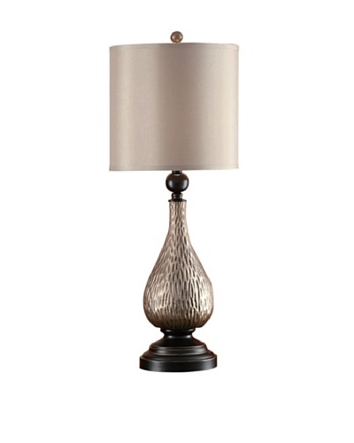 Greenwich Lighting Armosa Table Lamp, Antique Brass