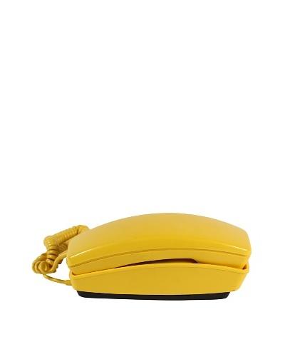 GTE Vintage Telephone, Yellow