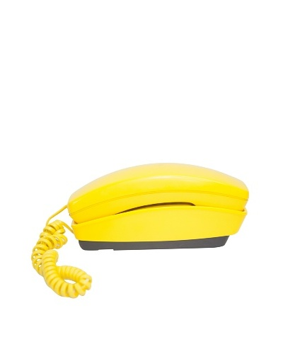 GTE Vintage Telephone, Yellow
