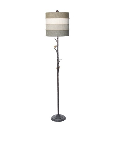 Guildmaster Chirpy Floor Lamp