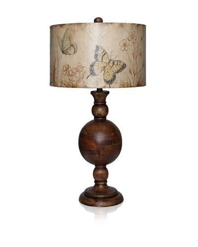 GuildMaster Papillon Lamp