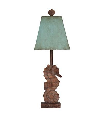 Guildmaster Seahorse Lamp