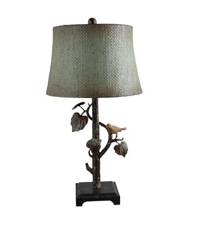 Guildmaster Woodstock Lamp