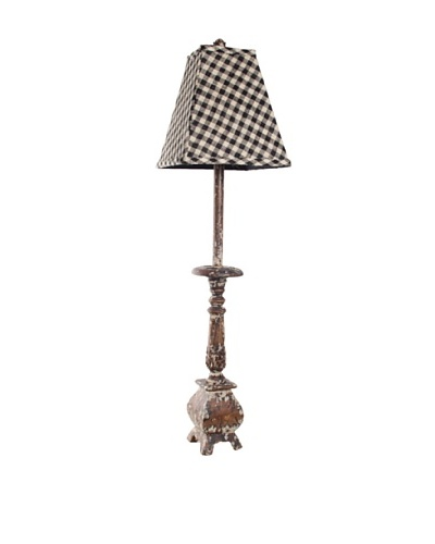 Guildmaster Plymouth Buffet Lamp