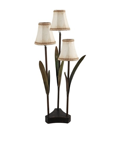 Guildmaster Cattail Lamp