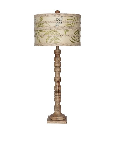 GuildMaster Fern Botanical Lamp