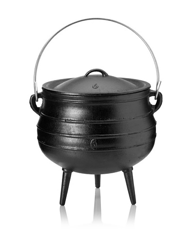 Guro Cast Iron Poy-Ke 6 African Cast Iron Pot