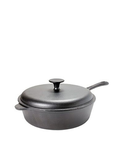 Guro Cast Iron Deep Pan