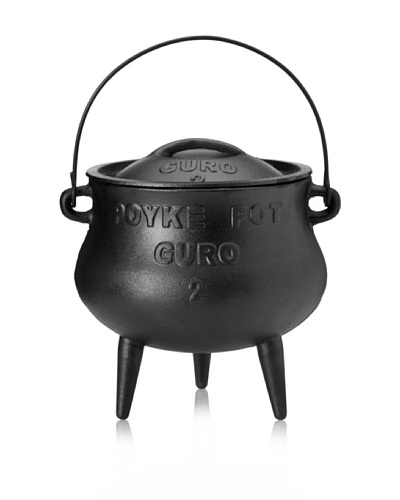 Guro Cast Iron Poy-Ke 2 African Cast Iron Pot