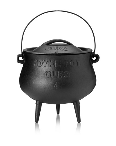 Guro Cast Iron Poy-Ke 4 African Cast Iron Pot