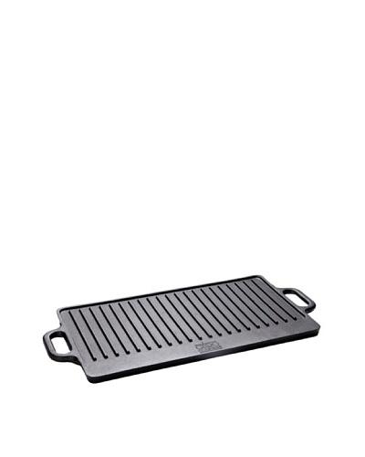 Guro Cast Iron Pro Griddle/Grill Pan [Black]