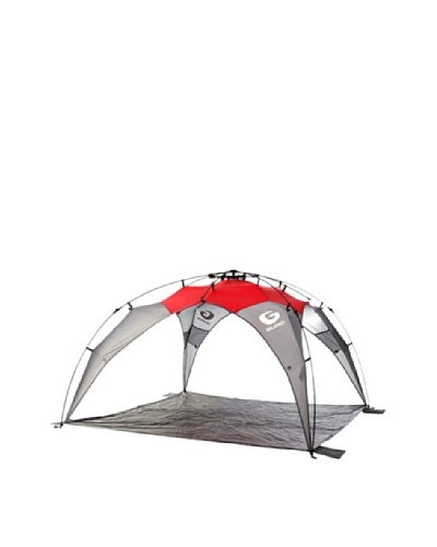 Guro Outdoor Nirvana Sun & Wind Shelter, Red/Grey
