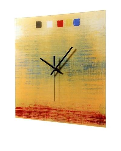 HangTime Textile Wall Clock
