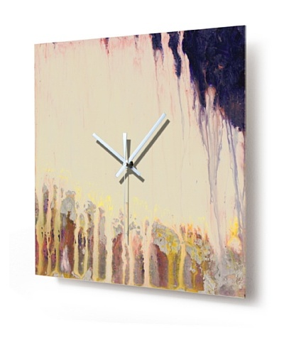 HangTime Designs The Cliff Wall Clock