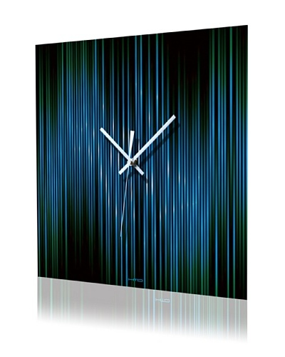 HangTime Designs Lineas Wall Clock