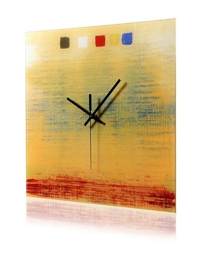 HangTime Designs Textile Wall Clock