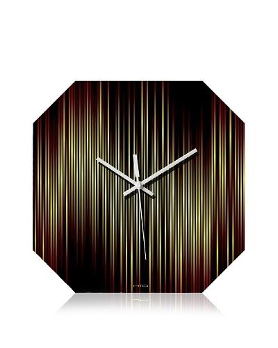 HangTime Designs Lineas Wall Clock