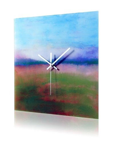 HangTime Designs Solitude Wall Clock, Multi
