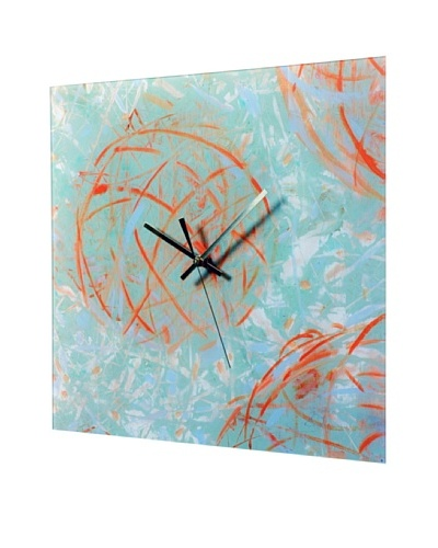 HangTime Designs Recurrent Dream Wall Clock