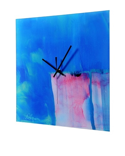 HangTime Designs Curtains Wall Clock