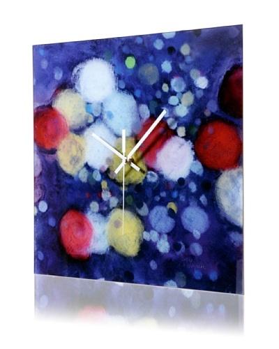 HangTime Designs Rainy Night Commute Wall Clock