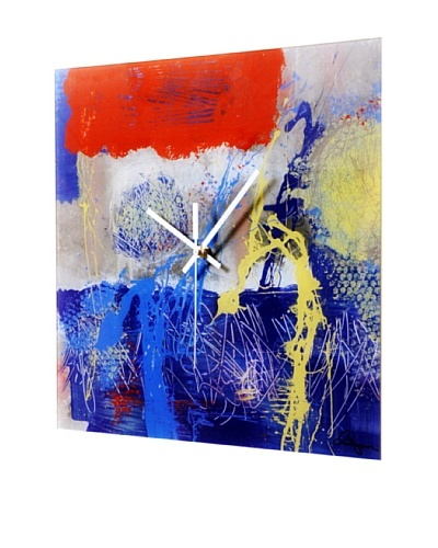 HangTime Designs Off Axis Wall Clock