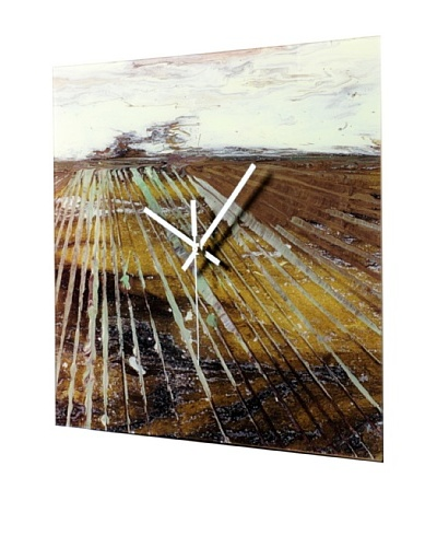 HangTime Designs Counting Rows Wall Clock