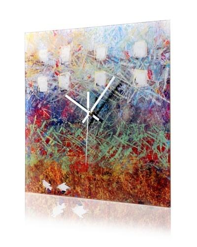 HangTime Designs City Birds Wall Clock