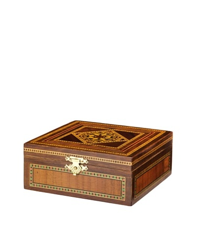 Hannibal Enterprises Handmade Frankincense Myrrh Gift Box