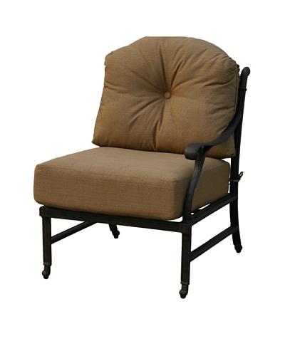 Hansen Balmoral Club Left Arm Chair, Bolero