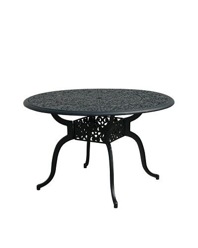 Hansen Madera Round Dining Table, Bolero