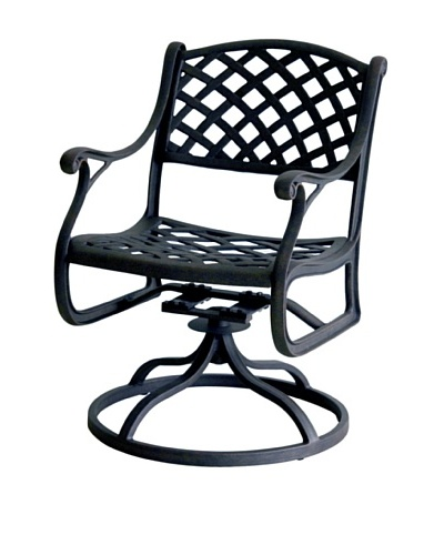 Hansen Charleston Swivel Rocker