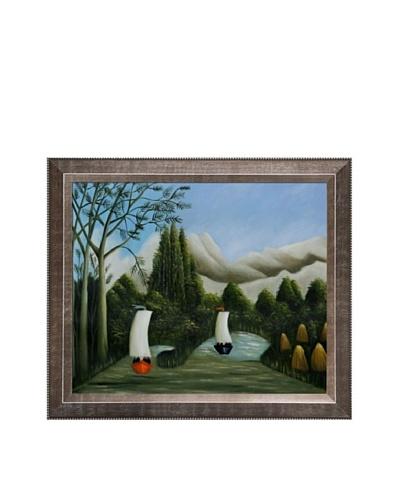 Henri Rousseau Bankes of the OiseAs You See