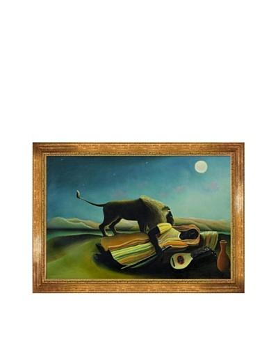 Henri Rousseau The Sleeping Gypsy