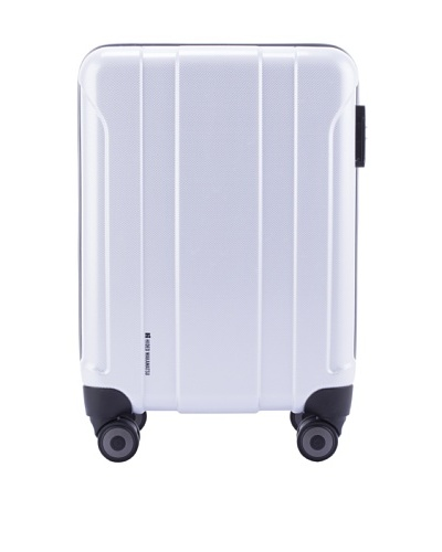 Hideo Wakamatsu Women's Twin Carry-On, White
