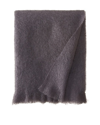 Hinterveld Beautiful Story Goodnight Grey Throw, Grey
