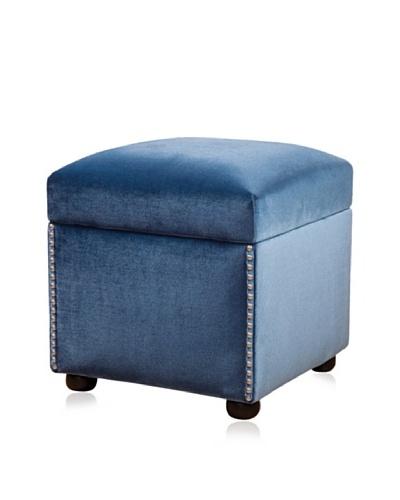 Sandy Wilson Fusion Storage Cube, Teal Blue