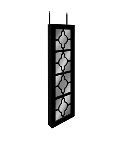 Dalton Home Collection Over-the-Door/Wall Hanging Jewelry Armoire