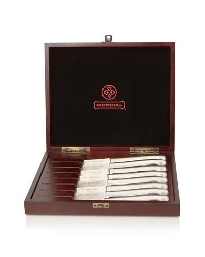 Mundial Future 8-Piece Steak Knife Set in Presentation Box