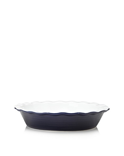 Home Essentials Embossed Ring Pie Dish