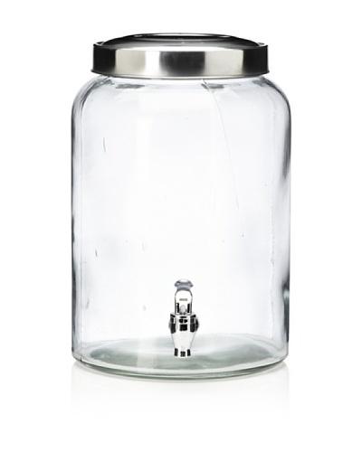 Home Essentials Del Sol Round Drink Dispenser, 2.75-Gal
