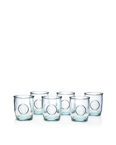Home Essentials Set of 6 Authentic San Miguel Drinking Glasses