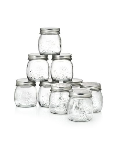 Home Essentials Preserving Essentials Set of 12 Canning Jars