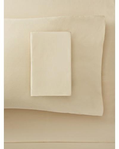 Home Source International Pearl Cotton Queen Sheet Set