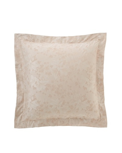Home Treasures Elegance Jacquard Sham, Blush, Euro