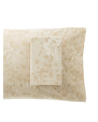 Home Treasures Elegance Jacquard Pillowcases [Mist]