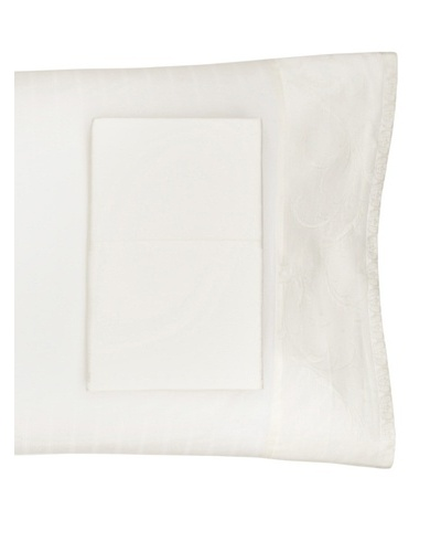 Home Treasures Glory Pillowcases [Ivory]